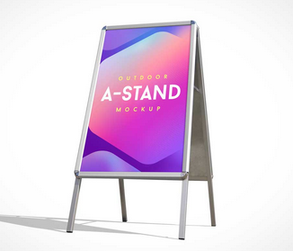 A-Frame Stand