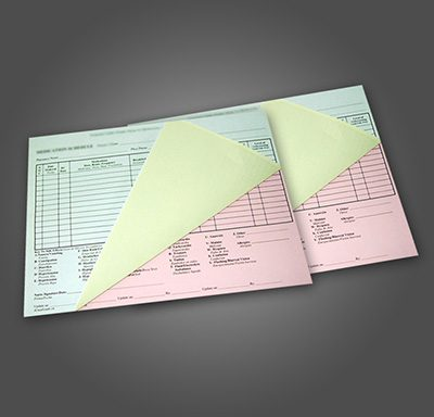 A5 NCR Forms (NCR Forms)